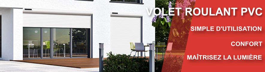 Volet Roulant Lames PVC