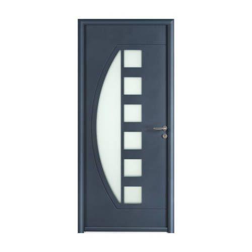 Porte d'entrée ALU modèle AL609