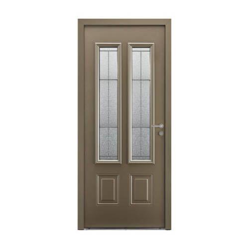Porte d'entrée ALU modèle AL616