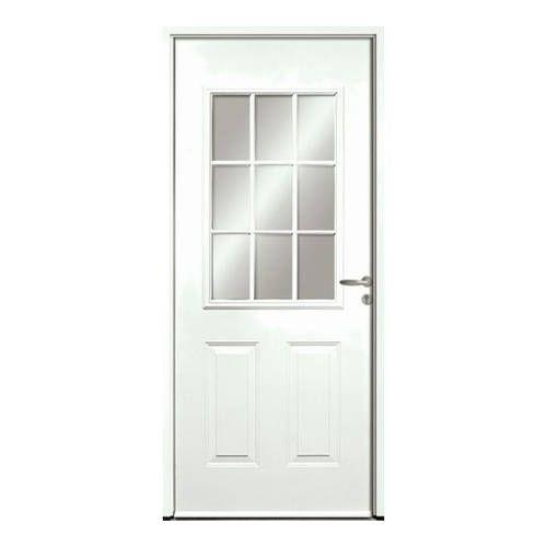 Porte d'entrée ACIER modèle AC47