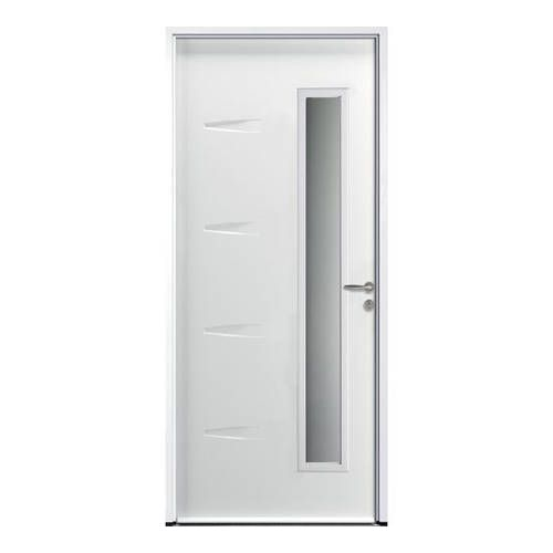 Porte d'entrée ACIER modèle AC63