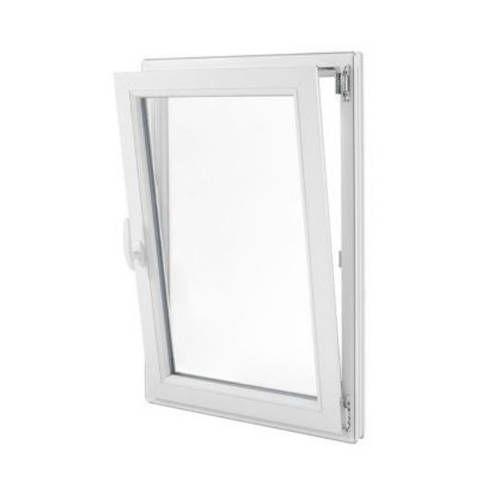 Fenêtre ALU ouvrant caché 1 vantail ouverture oscillo-battante avec pose