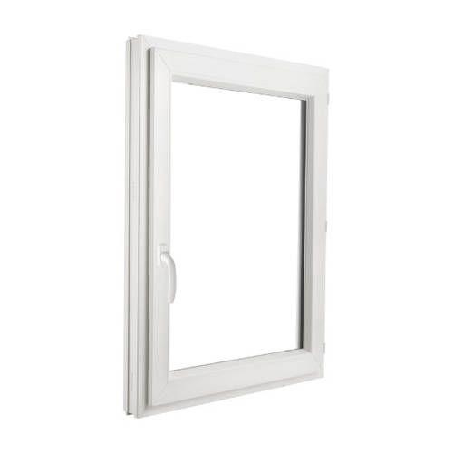 Fenêtre PVC EnR 1 vantail ouverture à la française