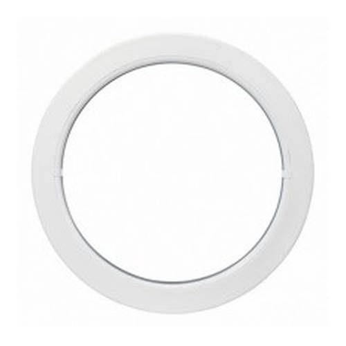Oeil de Boeuf PVC Fixe
