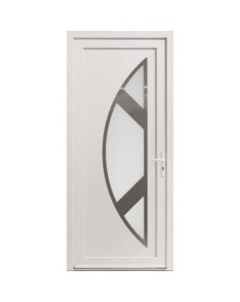 Porte d'entrée PVC modèle PV27