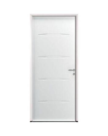 Porte d'entrée ACIER modèle AC56