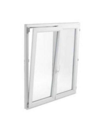 Fenêtre PVC 2 vantaux ouverture oscillo-battante