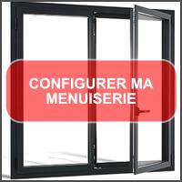 configurer menuiserie