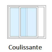 coulissante