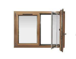 Fenêtre EnR 2 vantaux