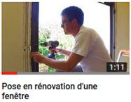 pose en renovation