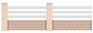 Clôtures PVC