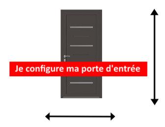 configurer porte d'entrée