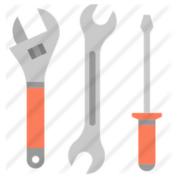 pose en neuf outils