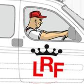 livraison de portes fenêtre et baie vitrée LRF