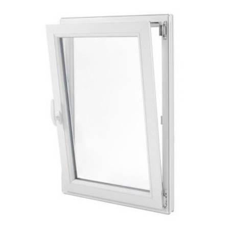 Fenêtre ALU ouvrant caché 1 vantail ouverture oscillo-battante