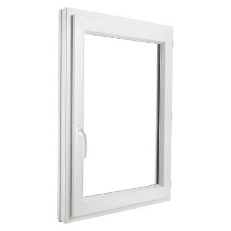 Fenêtre PVC 1 vantail ouverture à la française